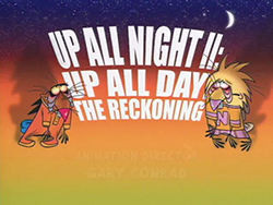 Up All Night II: Up All Day