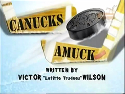Canucks Amuck