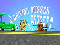 Driving Misses Daggett