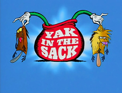 Yak in the Sack